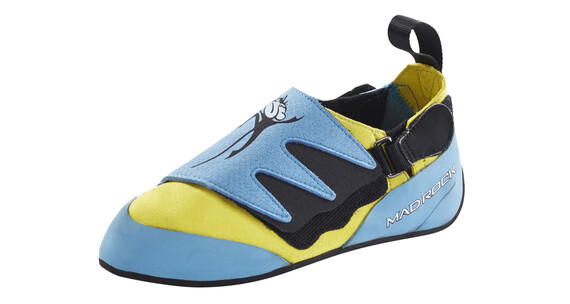 Mad Rock Mad Monkey 2.0 - Pies de gato - amarillo/azul
